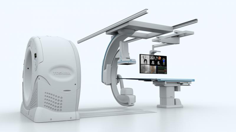 CARTI first US healthcare provider to install Toshiba CT system